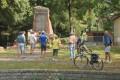 Radtour der IG BCE Ortsgruppe Halle nach Bad Dürrenberg (4. September 2012)