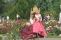 Besuch im Europa-Rosarium Sangerhausen